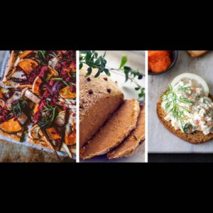 Jouluruoka goes kasvis. 🏻 ︎ Keräsimme yhteen 8 erilaista kasvisruokaa jouluksi, joista koota juuri omaan makuun sopiva kokonaisuus, josta löytyy useampi alkuruoka, pääruoka, lisuke ja naposteluherkku. Jos tykkäät testailla joulureseptejä ajan kanssa etukäteen, kuten toiset meistäkin, nappaa tästä kasvissyöjän jouluruoat -testilista. 🏻🧑🏿🧑☃️ Suora linkki profiilissa! . . .