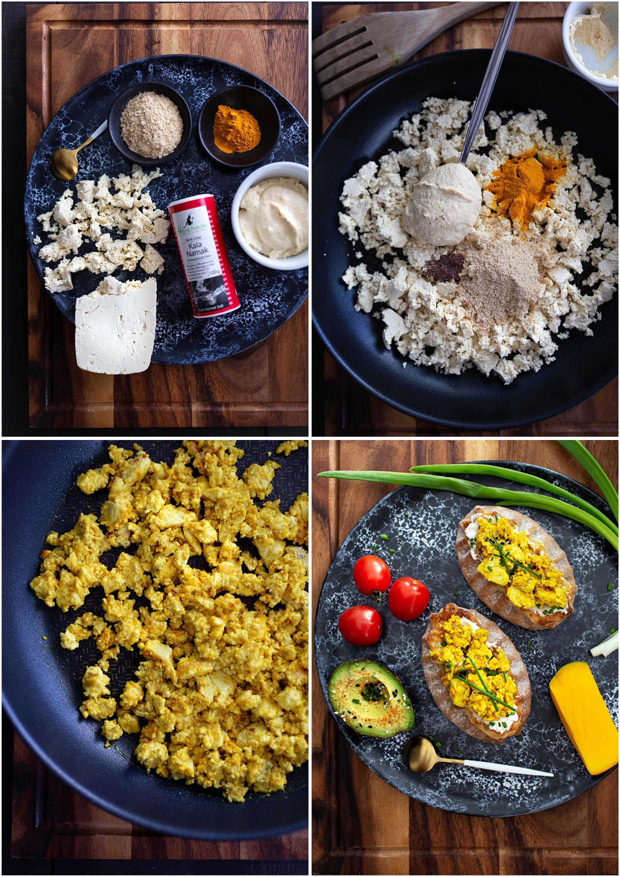 kananmunan korvaaminen vegaanisissa resepteissä