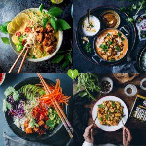 ✍🏼 Rakas kiitollisuuspäiväkirja,  tänään olemme erityisen onnellisia kanssamme kekseliäitä ja maukkaita kasvisruokia kehittelevistä ruokabloggaajista, joiden reseptit vakuuttavat yhä useampia kasvisruoan uniikista herkullisuudesta, terveellisyydestä ja helppoudesta.  🧑 Lähetämme ensimmäisenä kiitoksen ja arvostuksen näistä resepteistä Viimeistä murua myöden -blogin Saaralle. Miten ihmeessä joku voikin AINA onnistua kehittämään samantien suosioon kapuavia herkkuruokia jotka tekevät arjesta asteen ihanampaa? Ne todella häviävät lautasilta aina sitä aivan viimeistä murua myöden. Plus kuvat, jotka tuntuvat kirjaimellisesti mahan pohjassa. KIITOS!  ️ Ohjeet löydät jalotofu.fi/reseptit/ . . . #viimeistämuruamyöten x #yhteistyö
